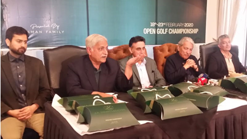 The 7th JA Zaman Memorial Open Golf Championship will be contested at the historic and refined Lahore Gymkhana Club Golf Course here from February