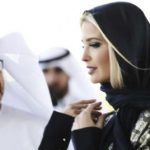 Ivanka lands in hot waters for wearing Hijab