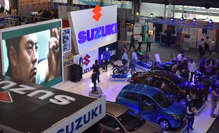 Pakistan Auto Show to attract over 100,000 visitors from February 21-23