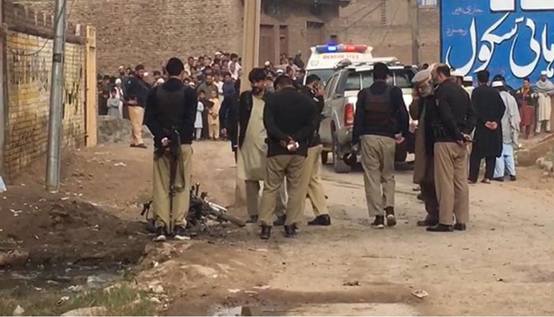 CTD kills five 'terrorists' in operation near Peshawar