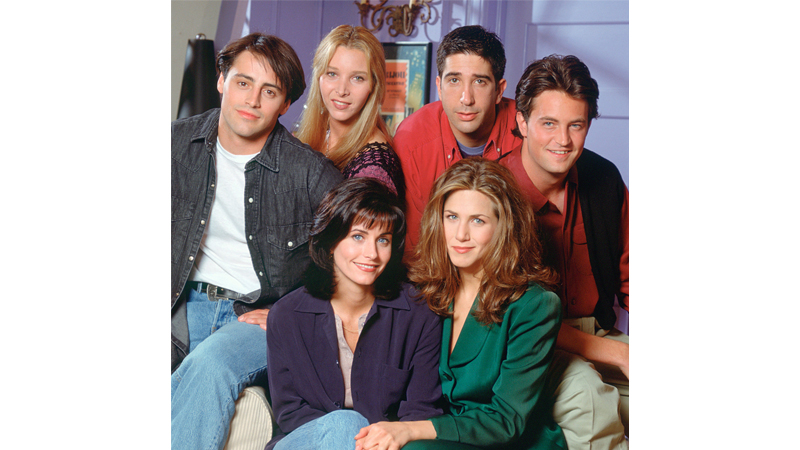 'Friends' cast to make Rs 18 crore each for reunion episode
