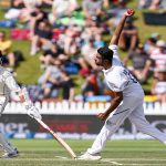New Zealand take lead but India strike back late in first Test