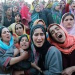 Kashmiri Women's Resistance Day being observed