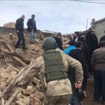 Seven dead in Turkey after earthquake hits Iran border area