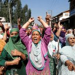 Kashmiri Women's Resistance Day observed