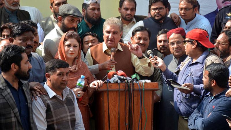 Pakistan hopeful for success of US-Taliban peace deal: FM