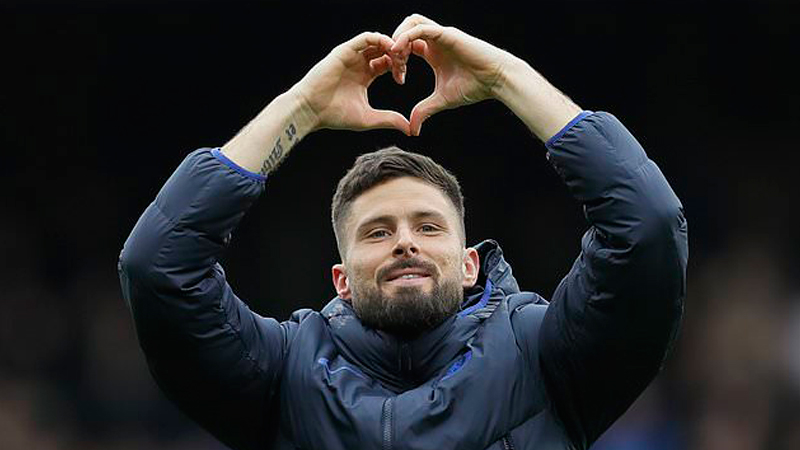 The Giroud puzzle: Will Chelsea find room for a WCup winner?