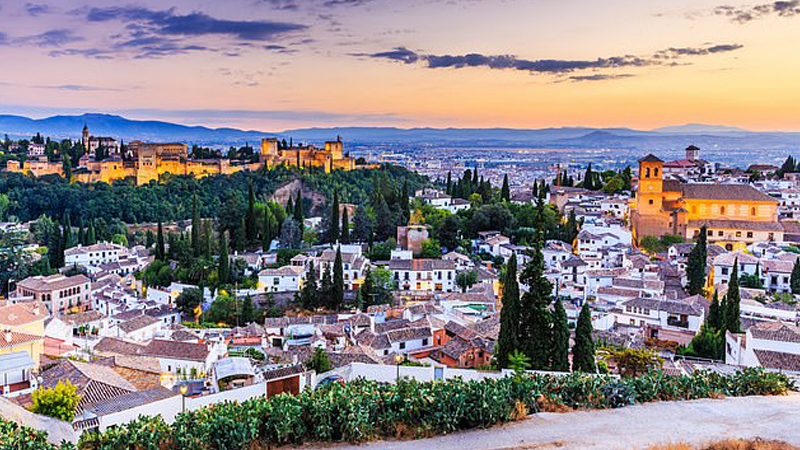 Visiting the dazzling Andalusian city | Daily times