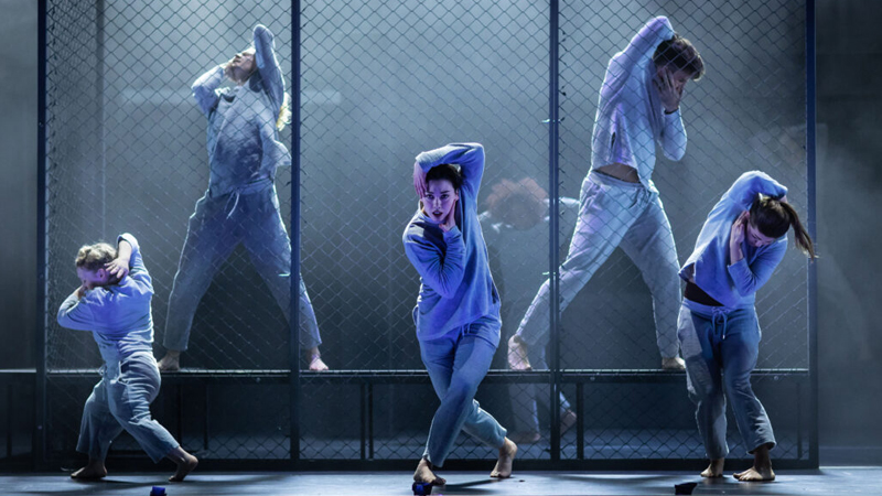 Hip-hop dance underpinned with a moving message