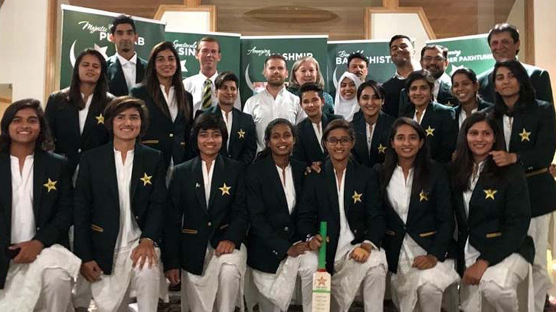 Pakistan begin their ICC Women's T20 World Cup campaign today