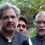 Ex-PM Abbasi, Ahsan Iqbal granted bail in corruption cases