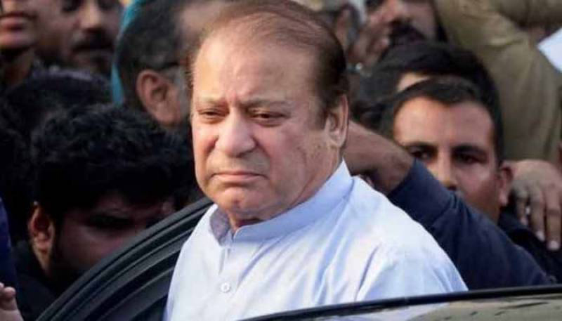 Punjab cabinet unanimously rejects Nawaz Sharif's bail extension plea