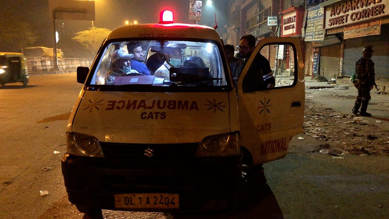 10 killed in New Delhi citizenship law protests amid Trump visit