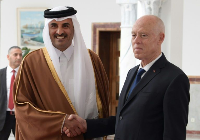 Qatar eyes diplomatic win with US, Taliban deal