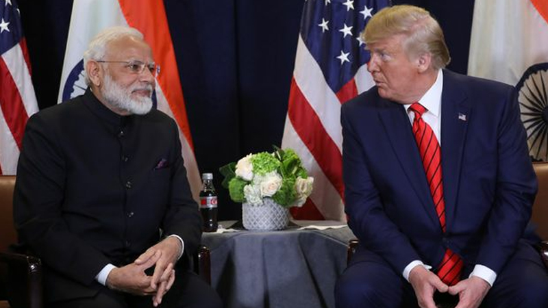 Similarities between Trump-Modi Policies and their Actions
