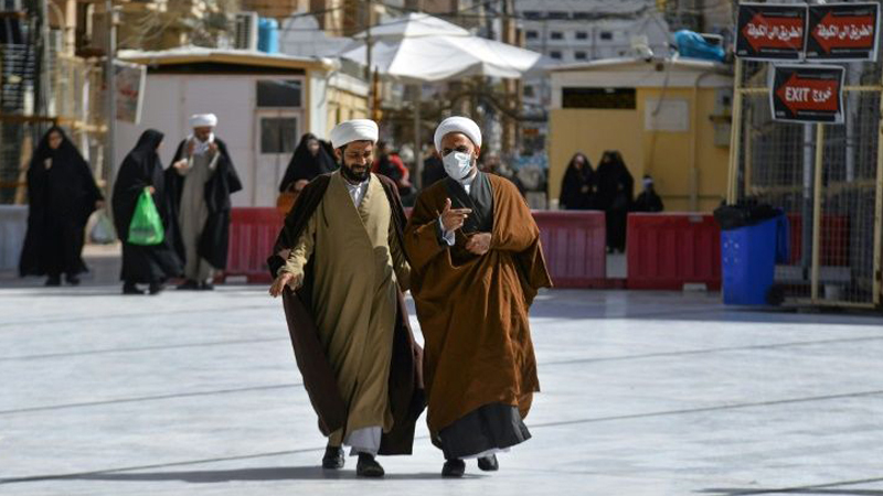 Virus strikes another blow at religious tourism in Iraq