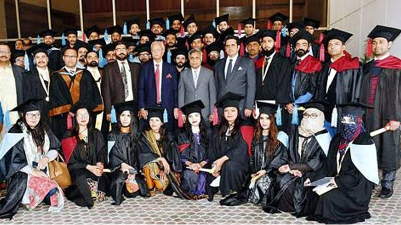 90 students of PMAS-AAUR decorated with medals, 33 awarded PhD Degrees