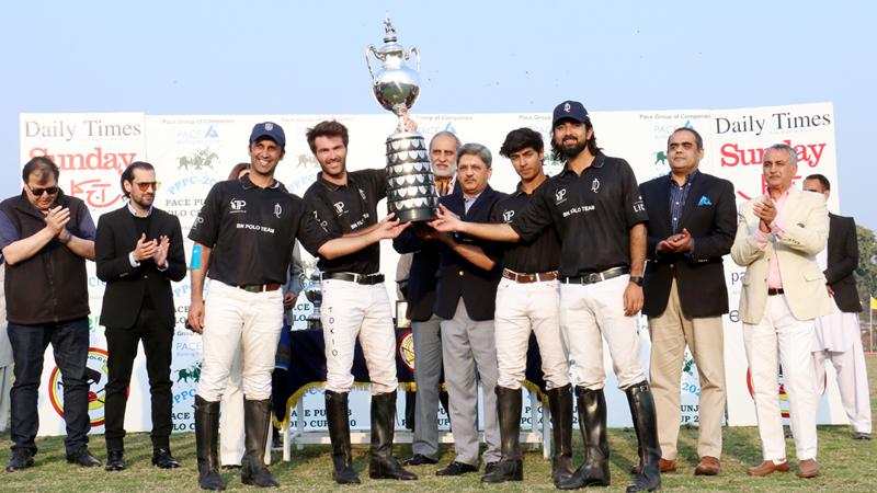 BN Team clinch Pace Punjab Polo Cup 2020 | Daiy times
