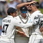 Boult leads attack as New Zealand on top against India