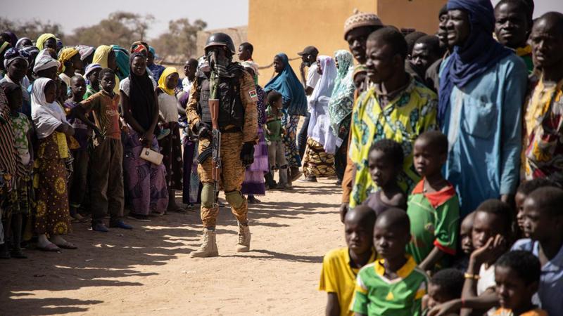 Burkina violence displacing 4,000 people daily: UN   Dailytimes
