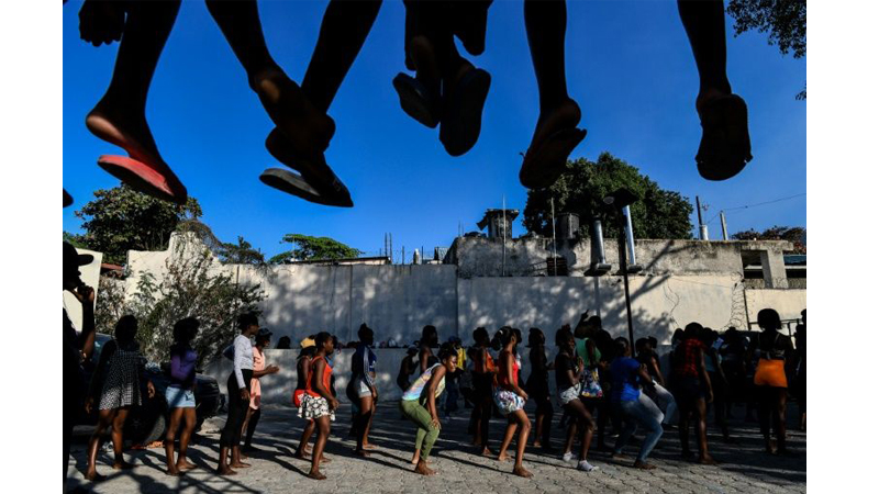 Carnival in violence-wracked Haiti good business or bad taste