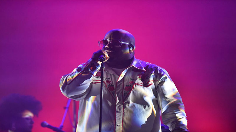 CeeLo Green: Heavy Monster costume was a challenge on 'The Masked Singer'