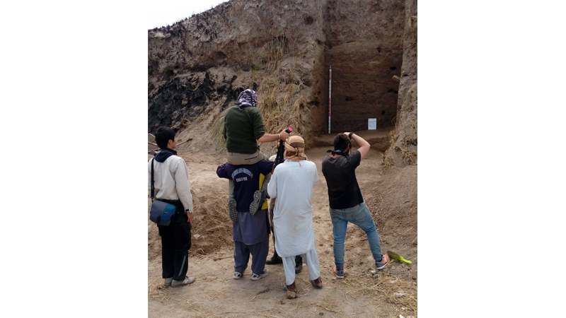 Bhando Qubo — a millennia old tomb | Daily times
