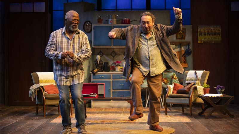 'Kunene & the King' — a play about apartheid, race and death