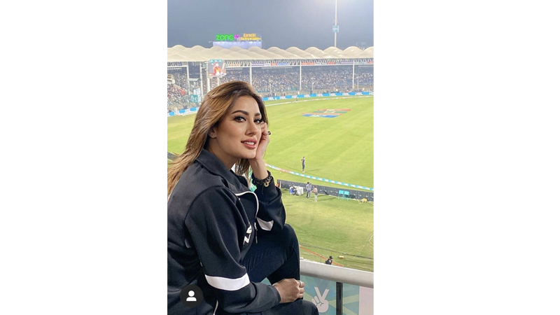 PSL 2020: Mehwish says Pakistan is able to host major sporting events