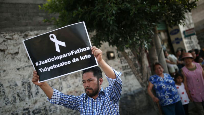 Mental Health Unfairly Raised After A Child Murder in Mexico