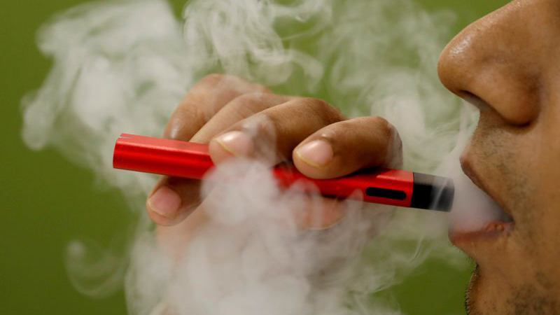 New Zealand moves to ban vaping ads, sales to minors