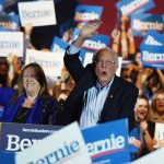 Sanders' big Nevada win narrows rivals' path to Democratic nomination