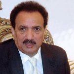 Rehman Malik to write, produce feature film on IHK