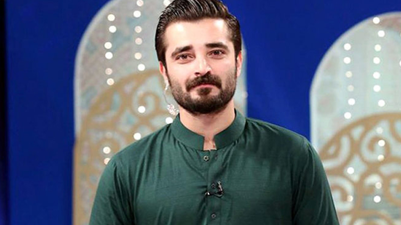 Took long break from acting to focus on religion: Hamza