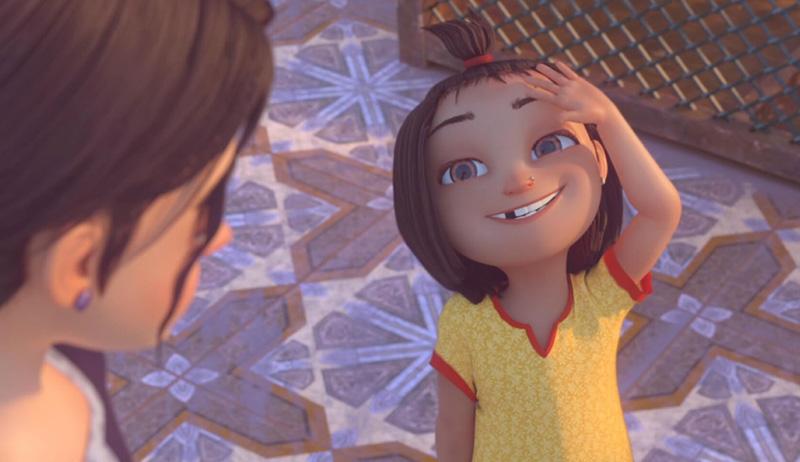'Sitara — Let Girls Dream' is so much more than Pakistan's first Netflix original film