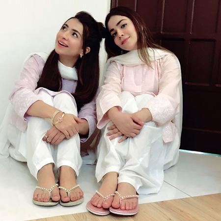 Are Feroze Khan's sisters quitting showbiz? | Daily times