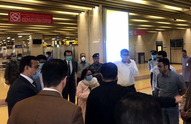 PIA issues travel advisory for pilots, crewmembers amid coronavirus threat