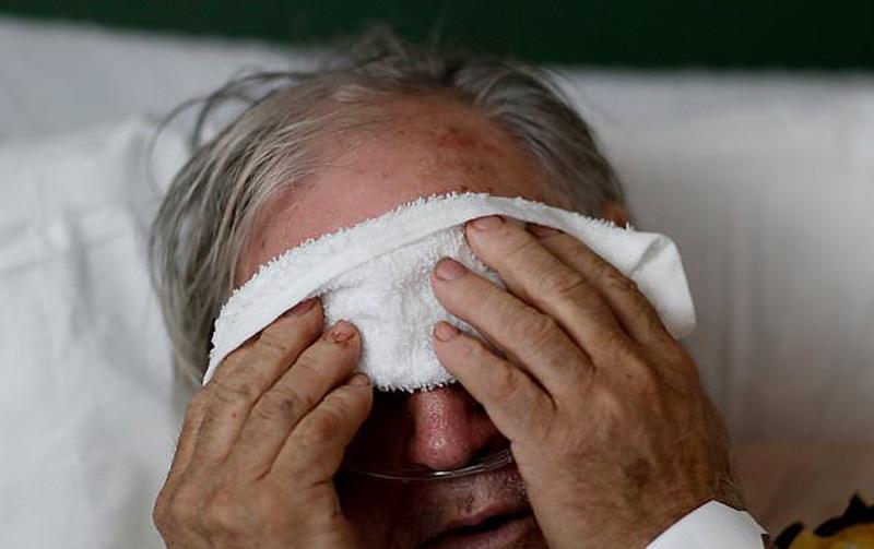 Flu and coronavirus: Similar symptoms, different fears