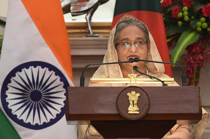 The fall of Dhaka: PM Hasina revives blame game against Pakistan