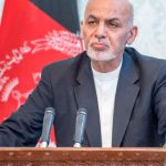 Afghan president pledges to boost ties with Pakistan