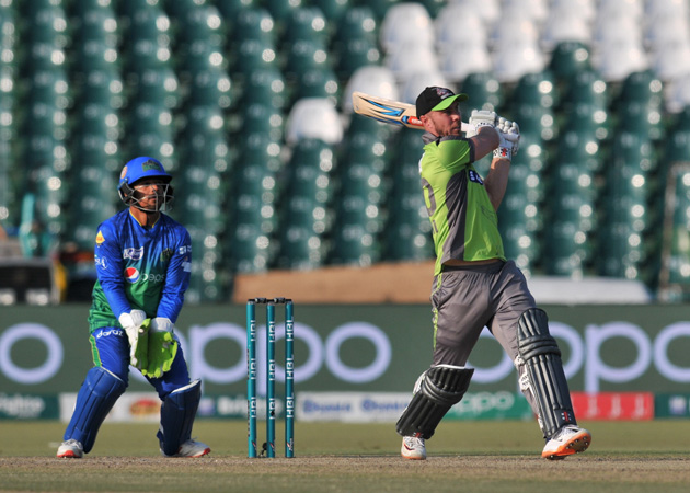 Chris Lynn's scintillating ton helps Lahore storm into maiden semifinal