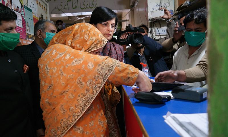 Ehsaas ensures people's health in making Kafaalat payments amid COVID-19 outbreak