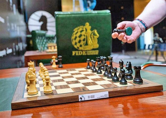 Handshakes optional: Russia hosts major chess tournament despite coronavirus
