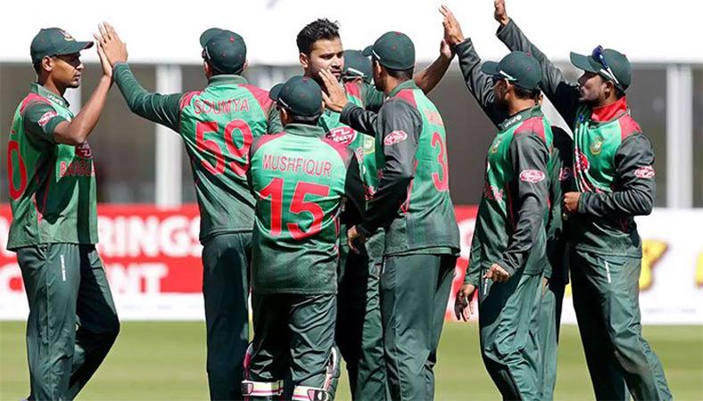 Bangladesh cricketers donate towards fight against coronavirus