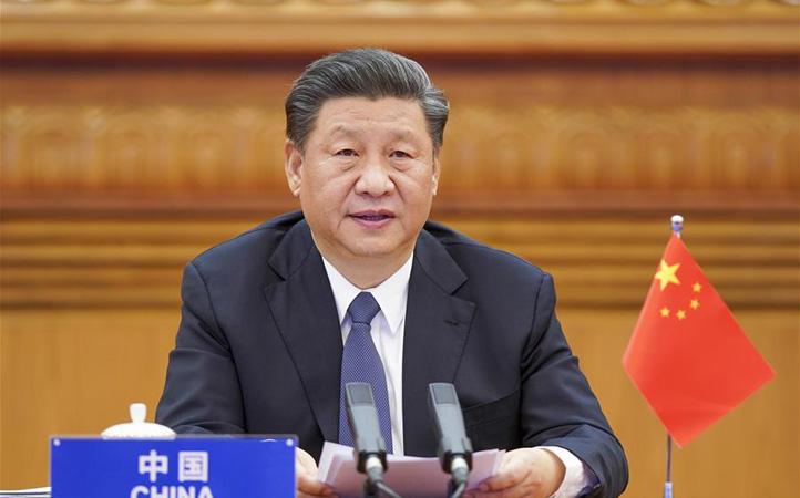 Xi calls for all-out global war against coronavirus pandemic