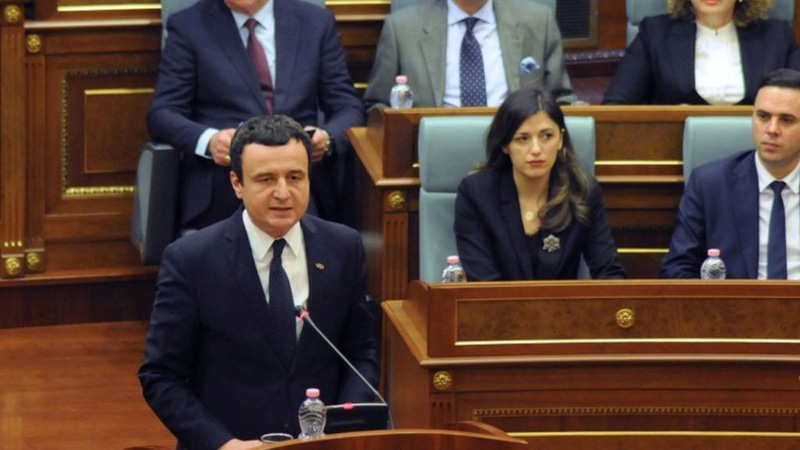 Kosovo government toppled by no-confidence vote