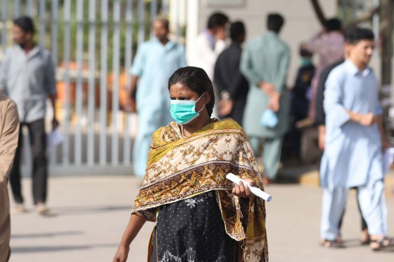 Pakistan's coronavirus tally nears 1,542; death toll at 15