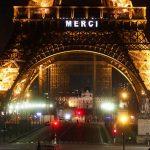 Dear ARY, Paris actually expressed gratitude