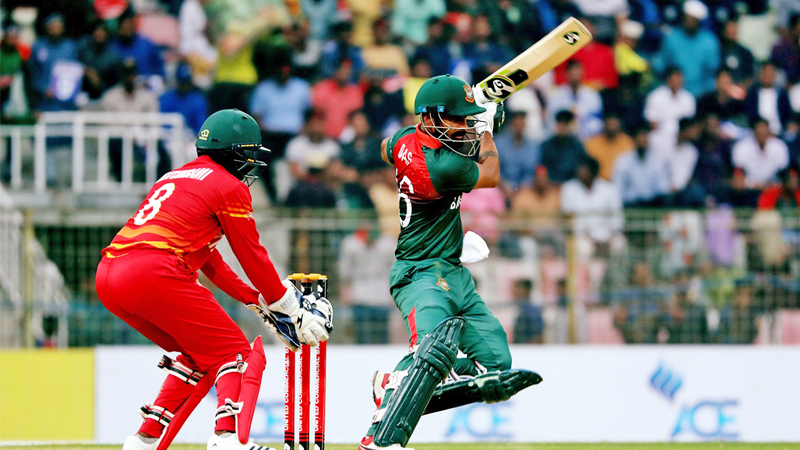 Zimbabwe win toss, bowl in final Bangladesh ODI
