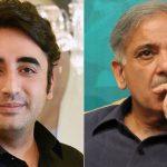 Bilawal Bhutto, Shehbaz Sharif discuss coronavirus situation over telephone